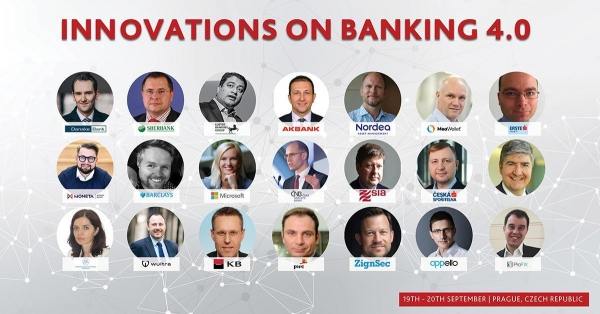 Innovations on Banking 4.0. Conference