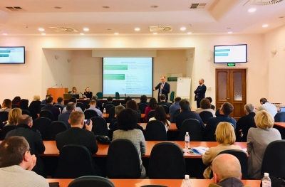 Presentation of the ISO 20022 implementation concept in Ukraine
