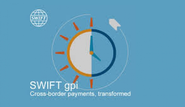 SWIFT: A quarter of all cross-border payments now over gpi